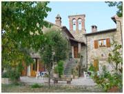 Umbrië San Donato Ospitalità (2 appartementen met zwembad)