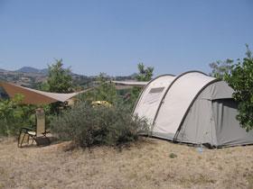 B&B, Appartementen en Camping Casa Aurora
